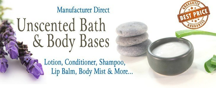 unscented-lotion-and-shampoo-bases