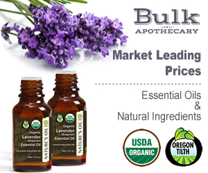 Market Leading Prices on Essential Oils and Natural Ingredients.